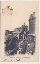 CPA 60700 PONT SAINTE MAXENCE Institution St Joseph la chapelle Edit BREGER 1902
