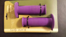 Black Ops BMX Turbo Bicycle Grips - Purple