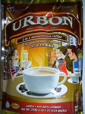 Gold Choice - Urbon 2-in-1 Unsweetened Coffee Mix
