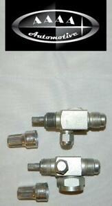New 65 66 Mustang Fairlane A/C Compressor valve set of 2 C8AZ-19A990-A