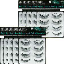 40 Pairs Ardell Demi Wispies Naturel Emballage Multiple Faux Cils Faux Cils