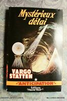 (1789VS.0.06) ANTICIPATION N° 79 MYSTERIEUX DELAI 1956 VARGO STATTEN - EO - TBE