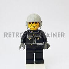 LEGO Minifigures - 1x stu003 - Stuntman - Studios Town Omino Minifig Set 1356
