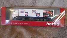 Herpa Wagener Miniatur Automobile - Tractor Trailer - Iglo - HO/1:87  -  (11 T)