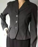 Linea Womens Tailored Jacket UK Size 10 Grey Brand New With Tags RRP £90