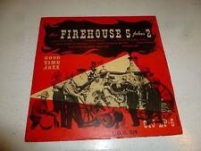 "THE FIREHOUSE 5 PLUS 2 - Good Time Jazz - 1955 UK 8-track 10"" Vinyl Single"