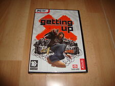 MARC ECKO'S GETTING UP CONTENTS UNDER PRESSURE PARA PC NUEVO PRECINTADO
