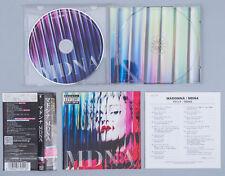 MADONNA MDNA UICS-1247 w/Obi Booklet JAPAN CD Live Nation