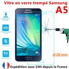 Vitre protection en Verre trempé Film protecteur d'écran pour Samsung Galaxy A5
