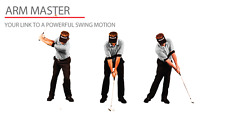 New Medicus Arm Master Stabilizer Swing Trainer Golf Stance Elbow Posture Strap