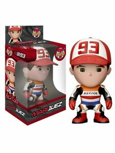Tminis Marc Marquez MM93 Collectible Toy Figure - MotoGP team Repsol Honda   CAP