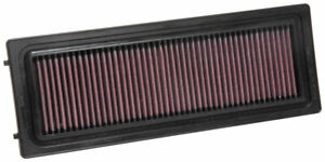 K&N Replacement Air Filter for 16-19 Alfa Romeo Stelvio / Giulia  # 33-3071