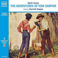 The Adventures of Tom Sawyer by Mark Twain (CD-Audio, 1996)