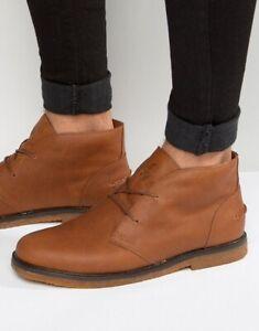 Polo Ralph Lauren MARLOW 100% Leder Chukka Boots Gr. 43