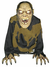 Bilious Zombie Animated Fog Machine Accessory Halloween Prop Haunted House Scary