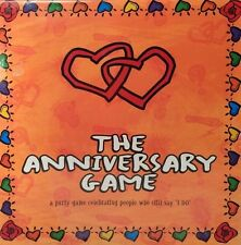 The Anniversary Game Party Board Game For People Who Say I Do Late for the Sky