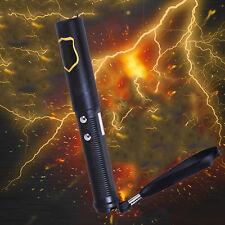 High Electric Shock Flashlight Torch Prank Joke Trick Safety Funny Toy Halloween