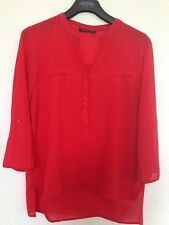 Womens Orange Blouse Size 16 From Atmosphere