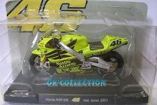 Moto Valentino Rossi scala 1:18_ HONDA NSR 500 Test Jerez 2001 _(28)