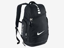Nike Hoops Elite Max Air Team Basketball Backpack (BA4880-001) Black White