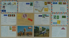 ETHIOPIA POSTAL HISTORY, 30 COVERS / CARDS
