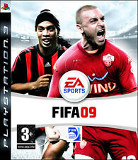 FIFA 09 ITA SONY Playstation 3 EA SPORT NUOVO ORIGINALE CALCIO FOOTBALL ON LINE