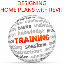 Designing Home Plans with REVIT - Video Training Tutorial DVD