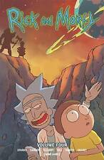 Rick and Morty, Volume 4 by Kyle Starks (Paperback, 2017)