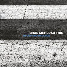 Brad Mehldau Trio - Blues And Ballads (NEW CD)