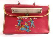 Vintage Cowboys and Indians Satchel Bag