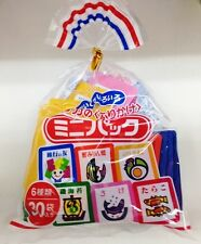 Tanaka Foods. Furikake. Rice Seasoning. 30 Packs. 6 flavors. From Japan !!