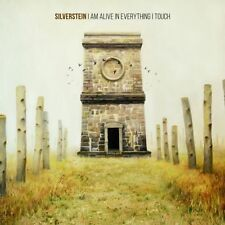 SILVERSTEIN - I AM ALIVE IN EVERYTHING I TOUCH (CD) Sealed