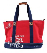 CAMP DAVID Bolsa Para Cadáveres Cruz Deep River Shopper Red