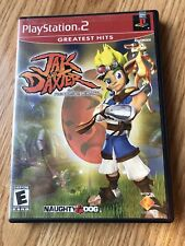 Jak and Daxter: The Precursor Legacy Greatest Hits Sony PlayStation 2 PS2 H2