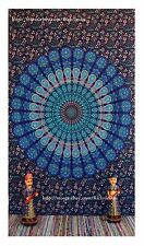 Decoración india Tapicería de la mandala Colgante de la pared Hippie Throw Bohem
