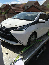 2015 TOYOTA AYGO (BREAKING) BATTERY TRAY