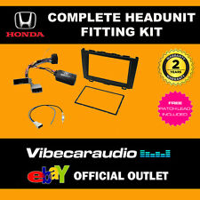 Connects2 CTKHD04 Honda CR-V 2007 - 2009 Car Stereo Double Din Fitting Kit