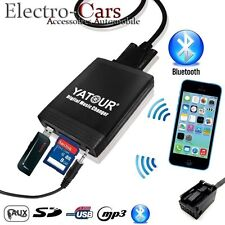 INTERFACE USB BLUETOOTH MP3 AUTORADIO CITROEN C3 C4 C5 C6 C8 DS3 DS4