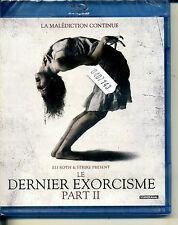LE DERNIER EXORCISME PARTIE II  bluray neuf    ref2107143