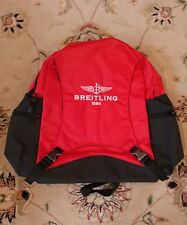 New Red Luxury Breitling Backpack
