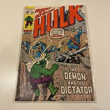 New listing The Incredible Hulk #133 (Vg) Marvel Comic Date Stamp on Front See Pics