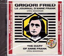 Grigory Frid: Il  Diario Di Anna Frank / Andrei Chistiakov, Eva Ben-Tsvi - CD