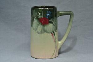 Weller Pottery 1898-1918 Berries Bunch Eocean Mug Stein #9005