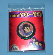 THE BEATLES Paul McCartney COMIC ROCK & POP MINI YO-YO PREMIUM TOY URUGUAY