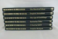 Time Life Books - History of the Word - 6 volumes - 3000 BC - 800 AD