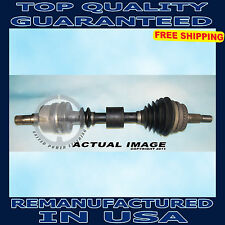 1999-2002 Saab 9-3 Front Axle Shaft Assembly