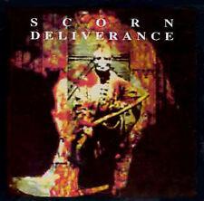 Deliverance by Scorn (CD, Feb-1997 Earache) Mick Harris Industrial Ambient