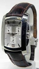 Baume & Mercier Milleis 8445 XL Chronograph Steel Watch Box & Papers