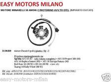 STATORE VOLANO APRILIA RED ROSE RX 89/92 TUAREG RALLY WIND 88/92 50