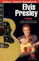 Elvis Presley Sheet Music Guitar Chord Songbook 6 inch x 9 inch Guitar 000699633